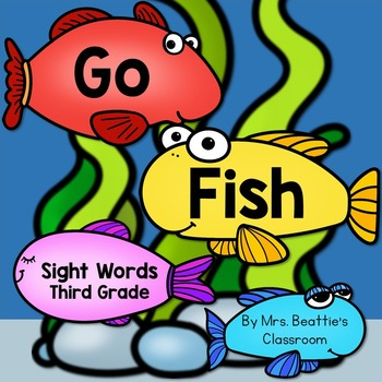 Sight Words - Third Grade