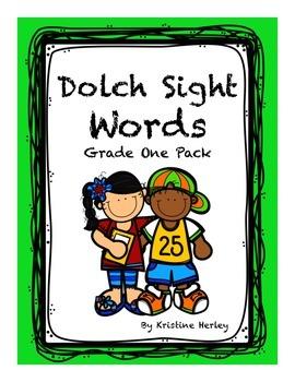 Sight Words-Grade One