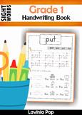 Sight Words Handwriting Book (Grade 1)