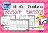 Sight Words Handwriting Sheets ~ Miss Mac Attack ~