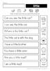 Sight Word Fluency BUNDLE