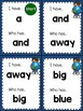 Sight Words - I have...Who Has? Games