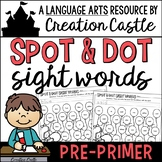 Sight Words Practice - Pre Primer Sight Words