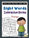 Sight Words Interactive Books Primer