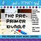 Sight Words Interactive Video Pre Primer Bundle