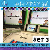 Sight Words Interactive Video Set 3 Pre Primer