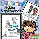 Sight Words {January Edition}
