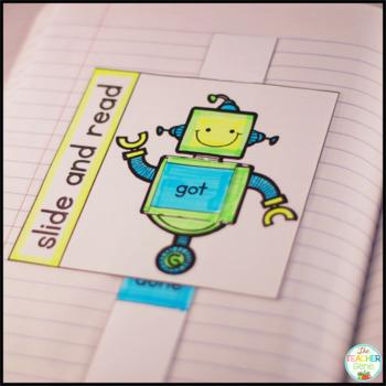 Sight Words Interactive Notebook Review: Third Grade List