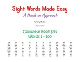 Sight Words Made Easy Book Set