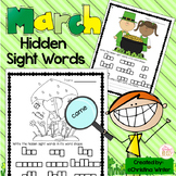 Sight Words {March Edition}