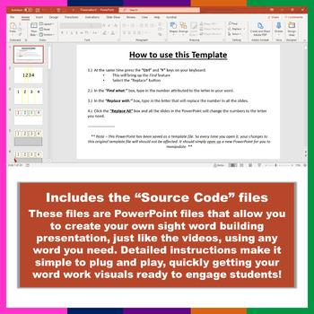 Kindergarten RTI - 3rd Grade RTI {BUNDLE} : K-3 Sight Word Fluency Helper Pack