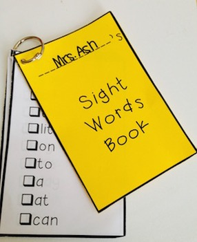 Sight Words Mega Bundle Practice and Fun with Sight Words