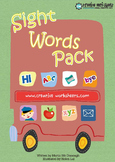 Sight Words Mega Pack (Dolch)