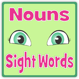 Sight Words Nouns