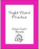 Sight Words - Open Court Bundle