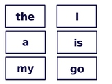 Sight Words - Over 200 and Editable!