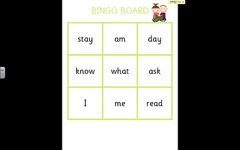 Sight Words Package