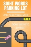 Sight Words Parking Lot
