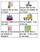 Sight Words, Phonics, and Sentence Flash Cards - SET 6