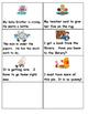 Sight Words, Phonics, and Sentence Flash Cards - SET 9