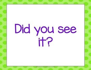 Sight Word Phrases Fluency & Fitness Brain Breaks