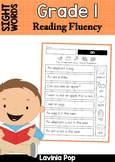 Sight Word Fluency Reading Homework (Grade 1)