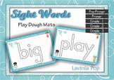 Sight Words Play Dough Mats