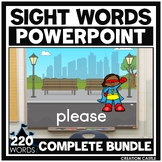 Sight Word Fluency PowerPoint