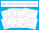 Sight Words Practice Bundle