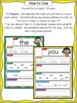 Primer Sight Words - Write & Wipe