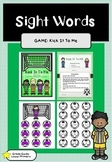 Sight Words - Pre-Kindergarten Dolch Word Game