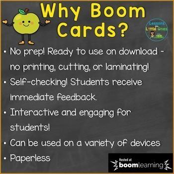 Sight Words Practice Pre-Primer (Pre-K) Dolch List Digital Boom Cards