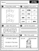 Pre-Primer Sight Words Worksheets: Fluency Practice and Word Work