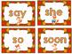 Sight Words Primer  -  52 Cards