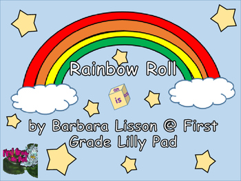 Sight Words: Rainbow Roll and Cover!