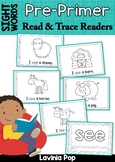 Sight Word Read & Trace Readers: Pre-Primer Sight Words