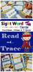 Sight Words Flash Cards/Word Wall Cards and Tracing Cards (Superhero)