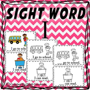 Sight Words - Readers and more - I