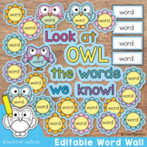 Sight Words Reading Achievement Display Poster Bulletin Board Set