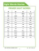 Sight Words Reading Comprehension All-In-One Bundle
