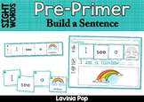 Sight Words Sentence Scramble