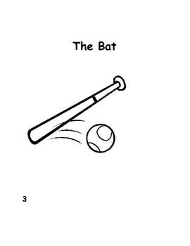 Sight Words Sentences Read & Draw (CCSS.ELA-Literacy.RF.K.3.C)