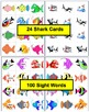 Sight Word Practice: Magnetic Fishing Level 1 - First 100 Dolch Words