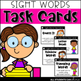 Sight Words {Spelling Task Cards}