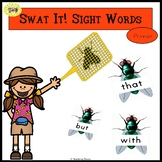 Sight Words Swatting Flies Game Dolch Primer