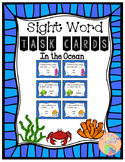 Sight-Words-Task-Cards {Ocean Theme}