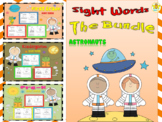 Sight Words The Bundle - Astronauts Edition