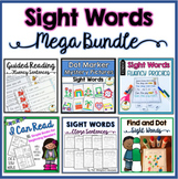 Sight Words Value Bundle