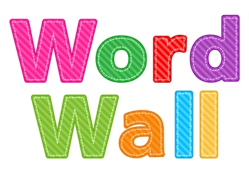 Sight Words Word Wall (Pre-Primer Words)