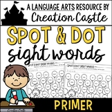 Sight Words Worksheets for Daubers - Primer